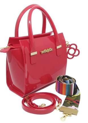 Bolsa petite jolie love bag pj3200 vermelho