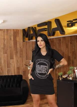 Vestido veste legue mafia brasileira