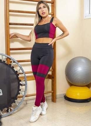 Conjunto fitness detalhes