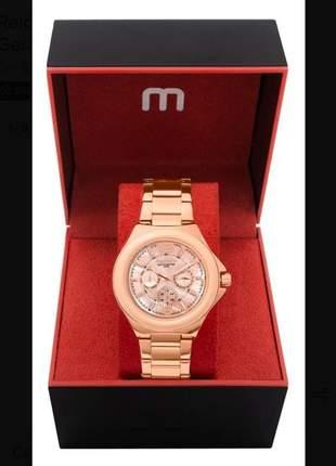 Relógio mondaine feminino original garantia