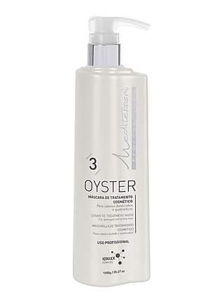 Máscara de tratamento profissional oyster mediterrani 1000ml