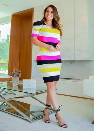 Vestido modal colors