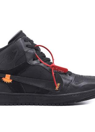 Tênis nike air jordan off-white