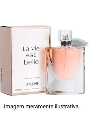 Perfume feminino la vie est belle importado