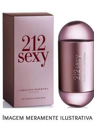 Perfume feminino importado carolina herrera 212 sexy