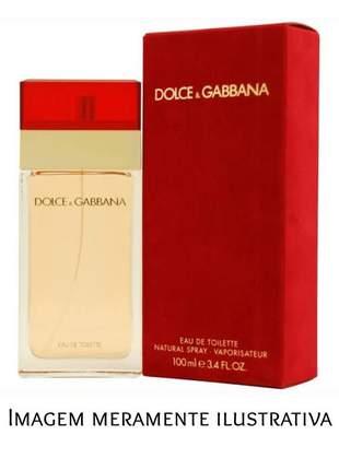 Perfume feminino importado dolce & gabbana