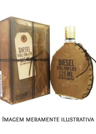 Perfume importado diesel fuel for life