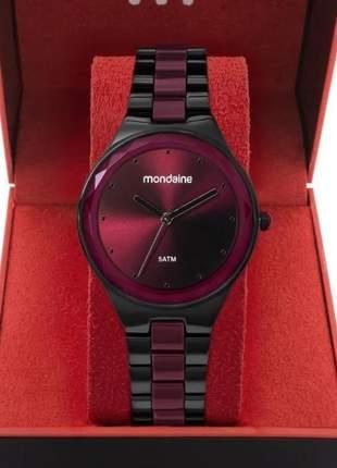 Relógio feminino mondaine original com garantia