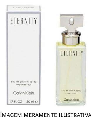 Perfume feminino importado eternity