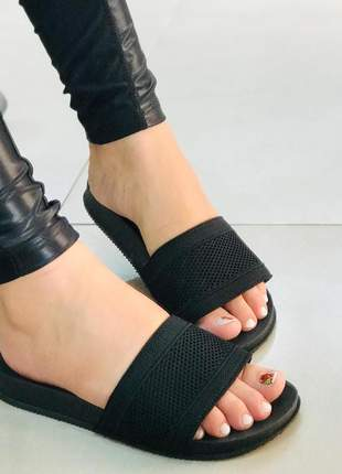 Papetes feminina slide
