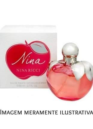 Perfume feminino importado nina ricci