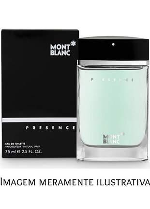 Perfume importado mont blanc performance