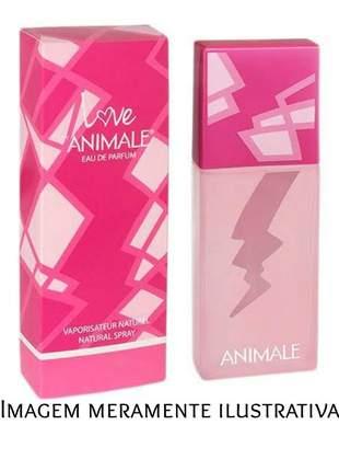 Perfume feminino importado love animale