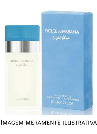 Perfume feminino importado dolce & gabbana  light blue