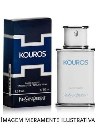 Perfume importado kouros yves saint laurent