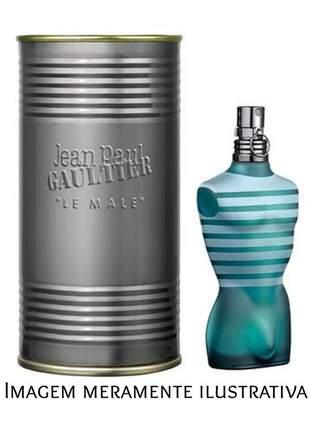 Perfume importado le male jean paul gaultier