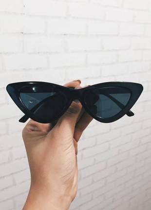 Óculos de sol gatinho vintage retrô