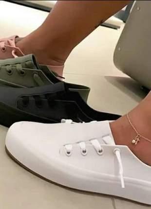 Tênis feminino melissa ulitsa sneaker