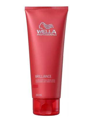 Condicionador wella professionals brilliance 200ml