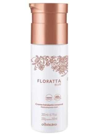 Hidratante desodorante corporal floratta blue o boticário 200ml
