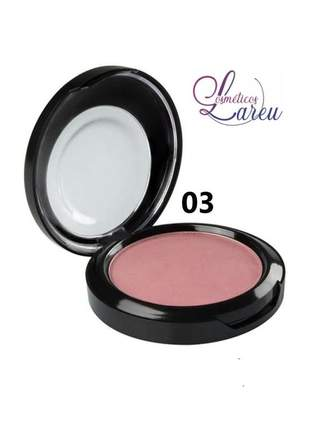 Blush matte nº 03 max love (+ 11 cores na linha)