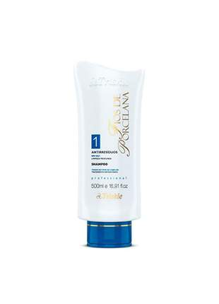 Kit triskle lisos perfeitos duo + shampoo antirresíduos 500ml