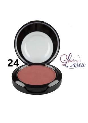 Blush matte nº 24 max love (+ 11 cores na lareu)