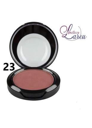 Blush matte nº 23 max love (+ 11 cores na lareu)