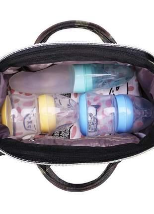 Lançamento mini bolsa maternidade de braço porta fralda celular e muito mais