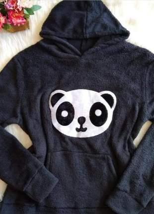 Blusa tendência linda do panda
