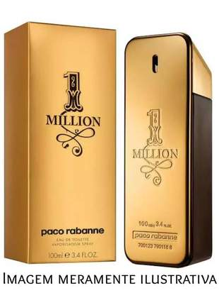 Perfume importado one million 50ml
