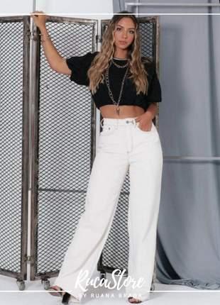 Pantalona jeans thassia