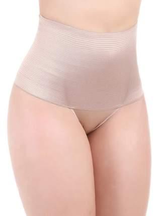 Cinta calcinha de compressão zero barriga nude