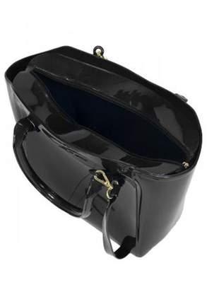 Bolsa petite jolie shape bag pj3939 preto