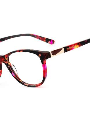 Oculos Armação de Grau Feminino Original Kallblack AF6354