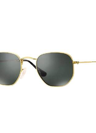 Óculos de Sol Unissex Hexagonal Orizom