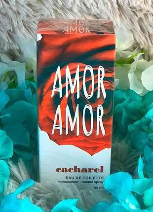 Perfume importado amor amor 50 ml envio rápido