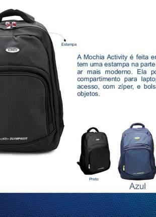 Mochila olympikus activity