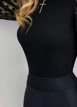 Lindas blusas tricot  arrase no frio