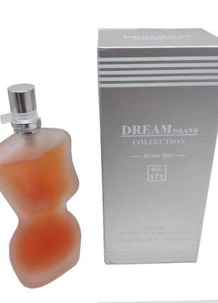 Perfume importado feminino dream brand collection show girls 25 ml
