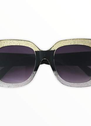 Oculos de sol quadrado