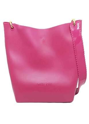 Bolsa petite jolie city bag pj3292 pink