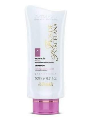 Shampoo nutrição fios de porcelana 500ml