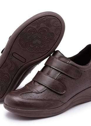 Sapato tênis feminino ortopédico em oferta rcfshoes