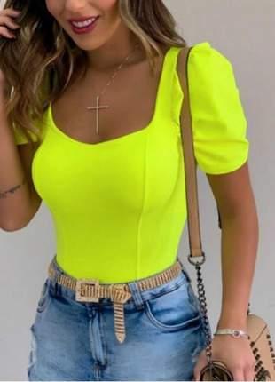 Body poliamida neon
