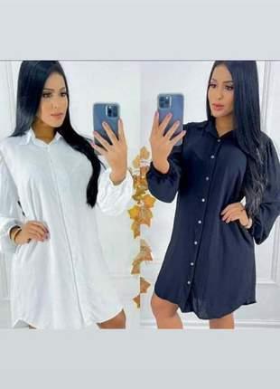 Vestido chemise