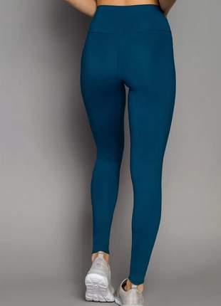 Calça legging de chelles fuseau cós anatômico tie dye ft0470ca