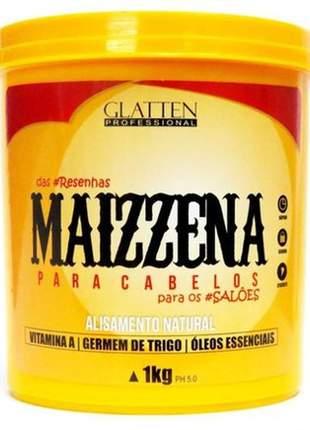 Maizzena para cabelos glatten 1kg