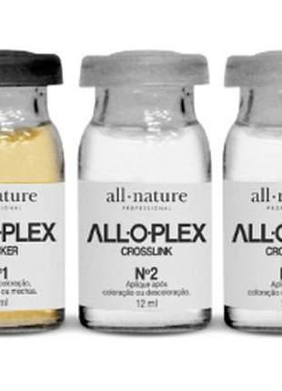 Alloplex blocker ampolas  all nature bloqueador de danos