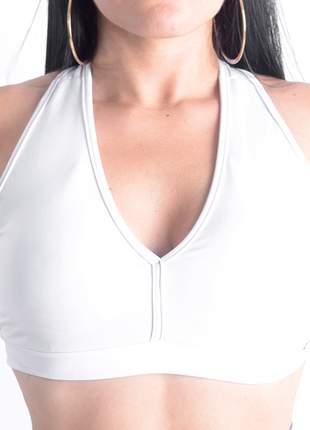 Top Fitness Nadador Branco